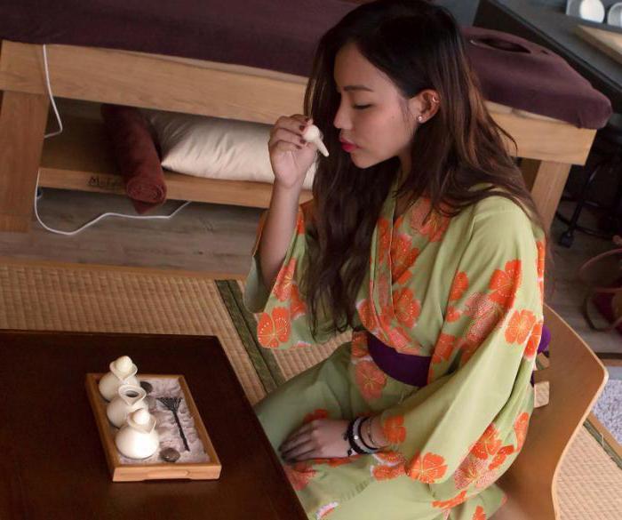 massage sakura twig