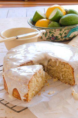 feijoa rubbed with sugar recipe