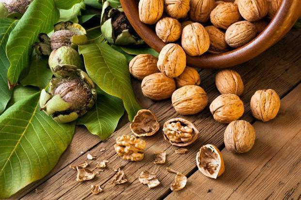 walnut benefits and harm for men