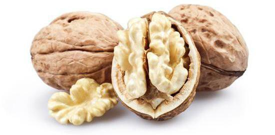 what do men eat walnut for