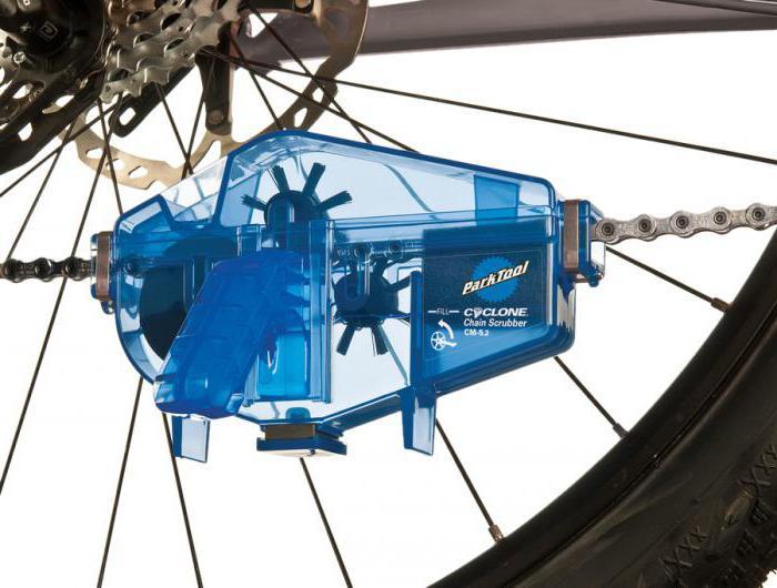 машинка для чистки цепи велосипеда виды