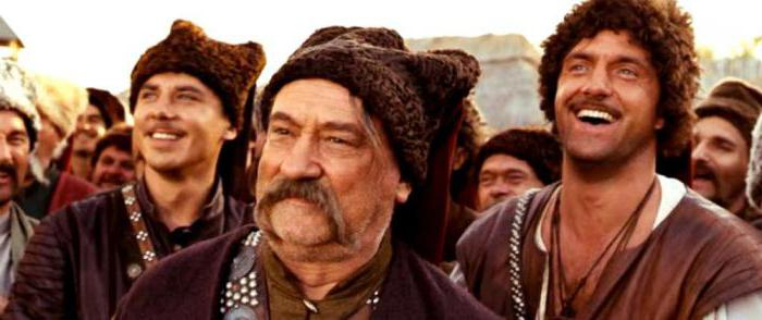 essay on the story of Gogol Taras Bulba
