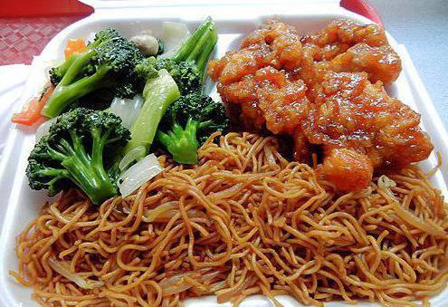 delicious wok noodles