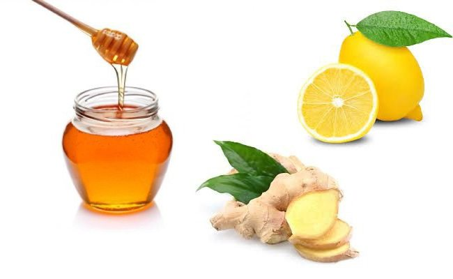 Витаминная бомба рецепт здоровья с имбирем лимоном и медом