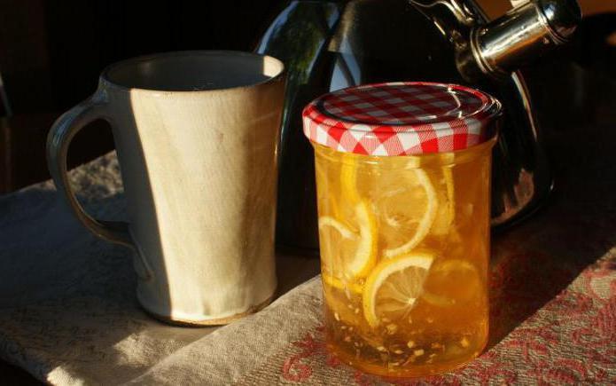 лимон мед имбирь рецепт для иммунитета детям