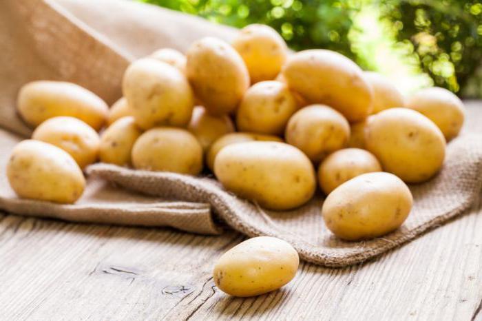 чем полезен картофель в мундире