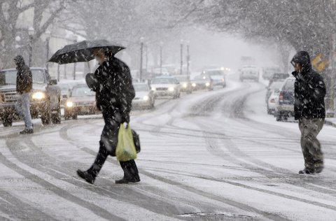 beautiful description of nature in winter