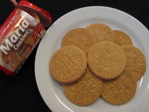 печенье мария рецепт