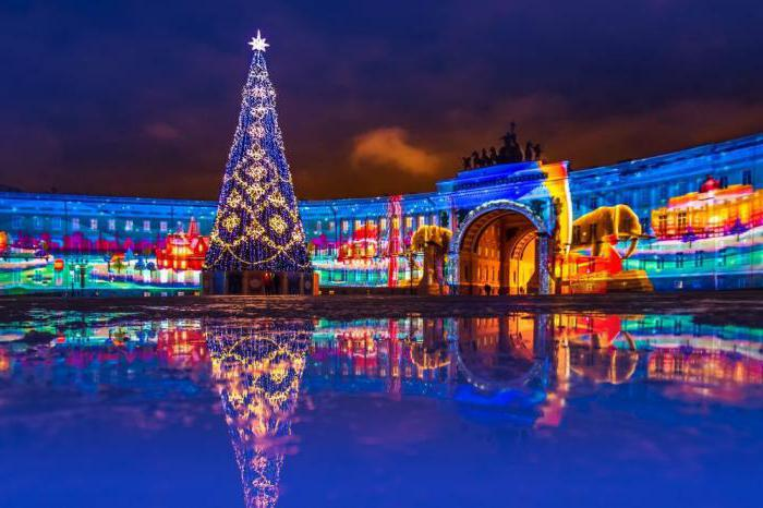 St. Petersburg where to go what to see in the winter