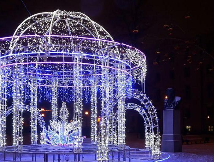 what to see in St. Petersburg in winter