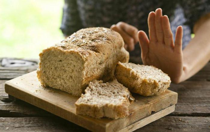gluten is contained in cereals