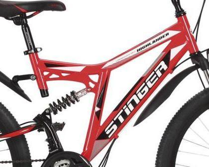 велосипед stinger отзывы
