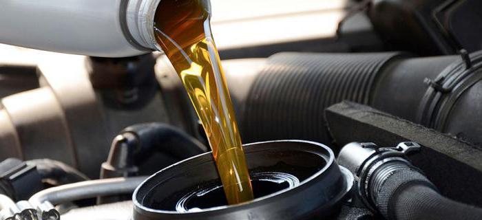 Какое масло заливается в форд фокус
