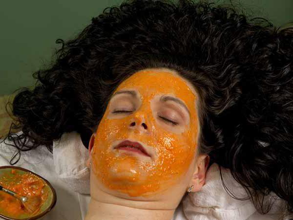 carrot face mask for acne
