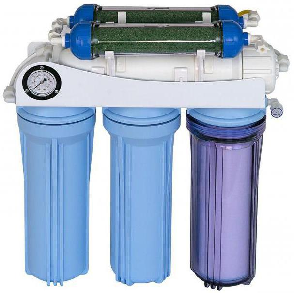Reverse osmosis benefit or harm characteristics