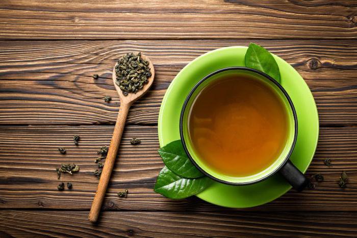 Oolong tea benefits and harm