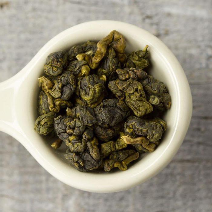 green oolong milk tea