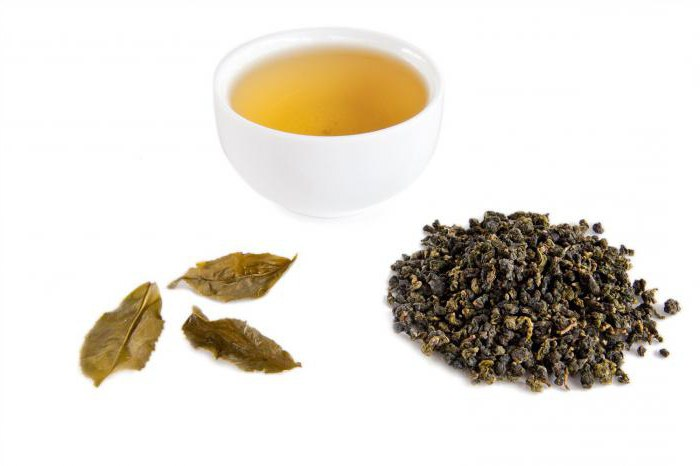 oolong tea what is it