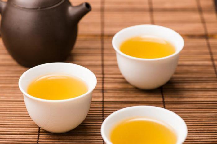 молочный оолонг чай