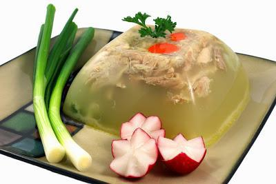 aspic turkey recipe in a slow cooker