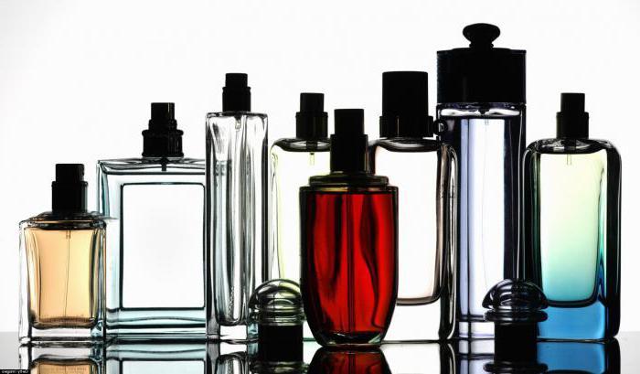 why dream of choosing perfume