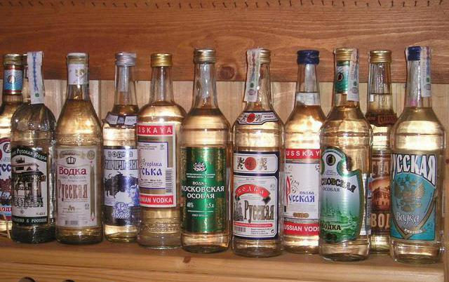 vodka increases the pressure or lowers