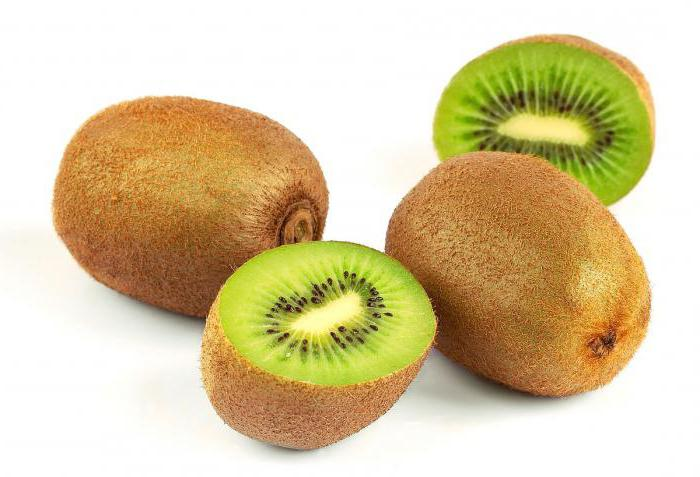 kiwi is a fruit or berry