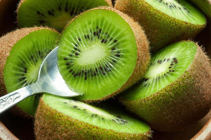 kiwi tree or bush