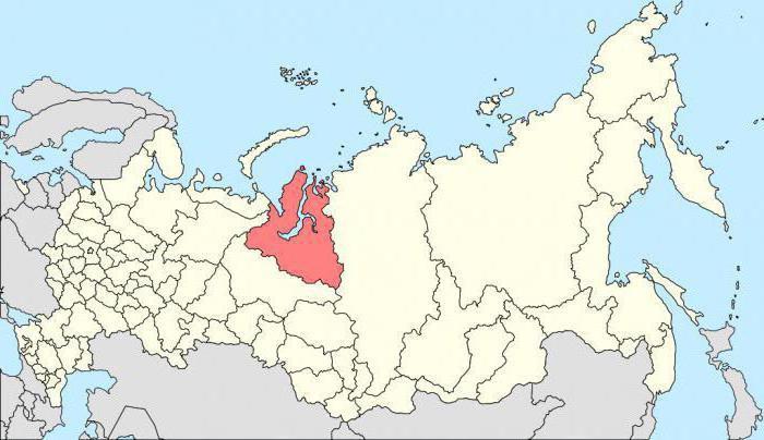 где находится город ноябрьск