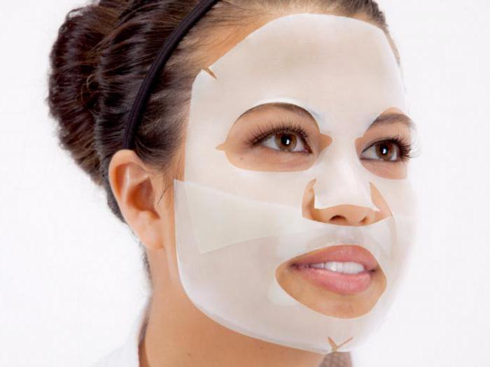 Silicone lip mask