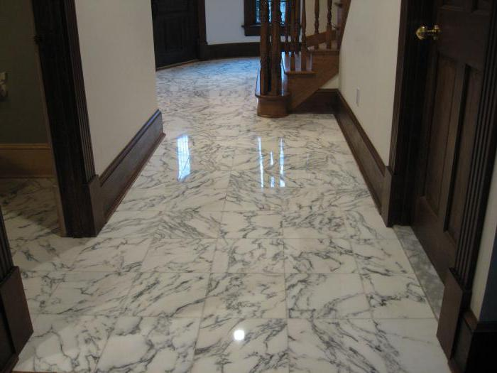 special properties of marble