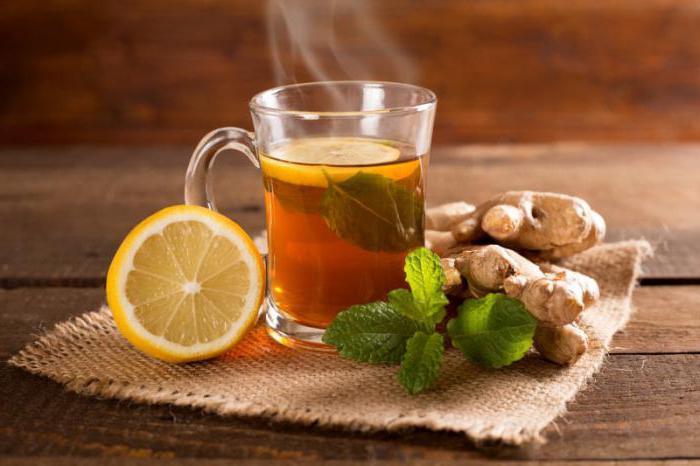 Зеленый чай имбирь лимон для похудения