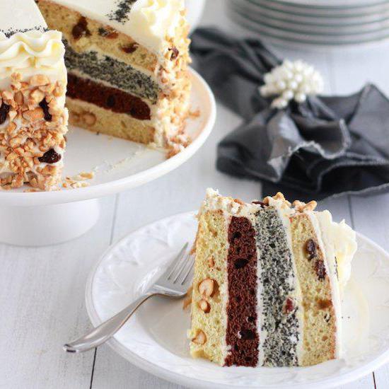 рецепты торт наташа