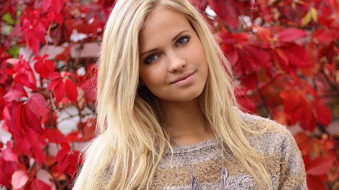 как брюнетке стать красивой блондинкой