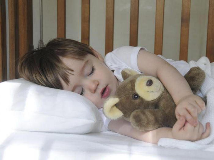 как спокойно уложить ребенка спать 2 года
