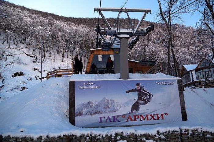 Jsc resorts of the North Caucasus