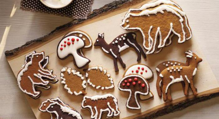 German Christmas gingerbread recipe