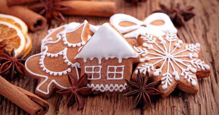 Christmas gingerbread recipe at home
