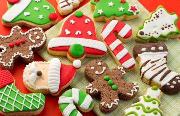 Christmas gingerbread cinnamon recipe