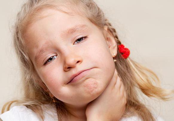 болит горло у ребенка чем лечить