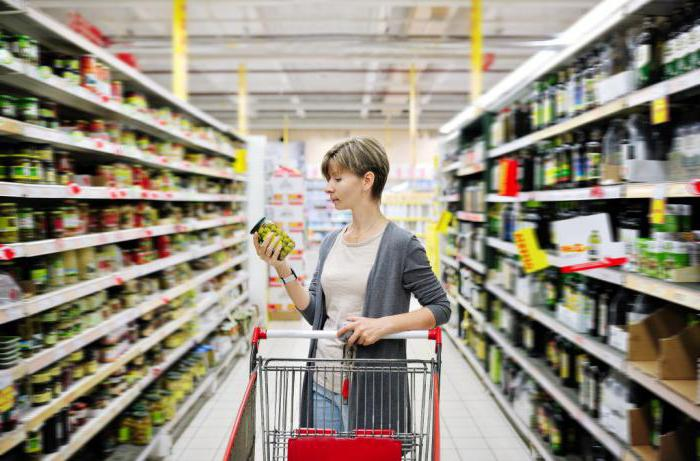 consumer properties of goods
