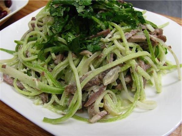 Tashkent salad recipe