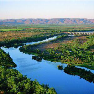 Куда текут реки окружающий мир 1 класс