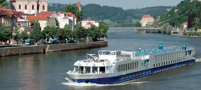 Откуда и куда течет река Волга