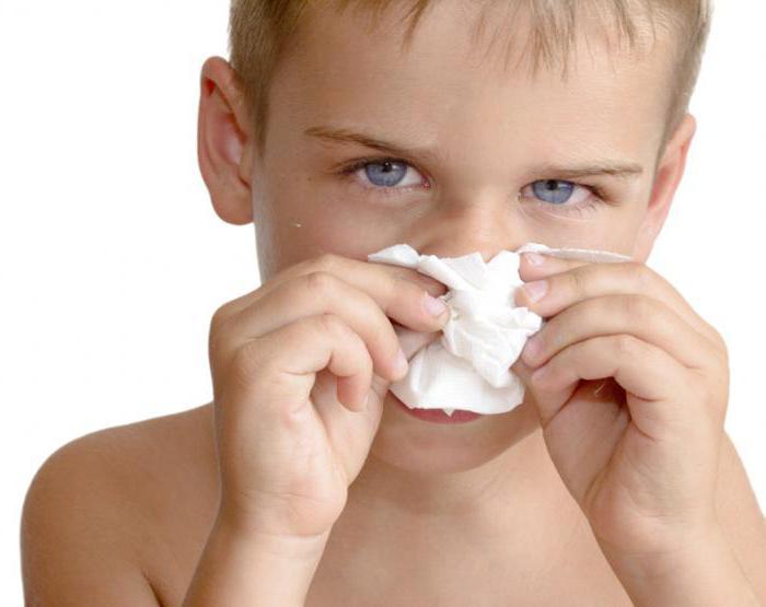 фурацилин-адреналиновые капли в нос