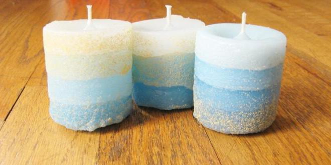silicone wax molds for candles