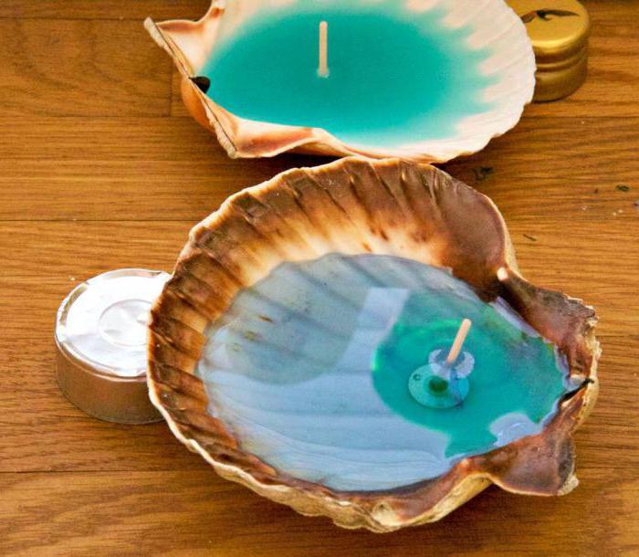 Silicone herringbone shape for candles