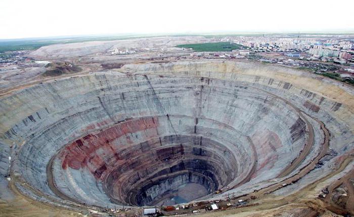 где добывают алмазы в россии кроме якутии