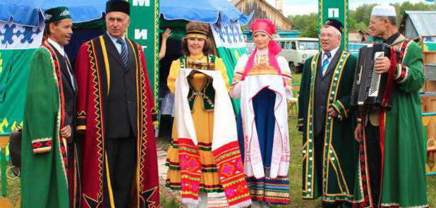 October 11, what a holiday in Bashkiria 2017