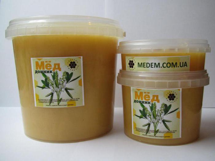 донниковый мед полезные свойства